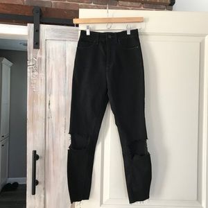 BDG Busted Knee Jeans